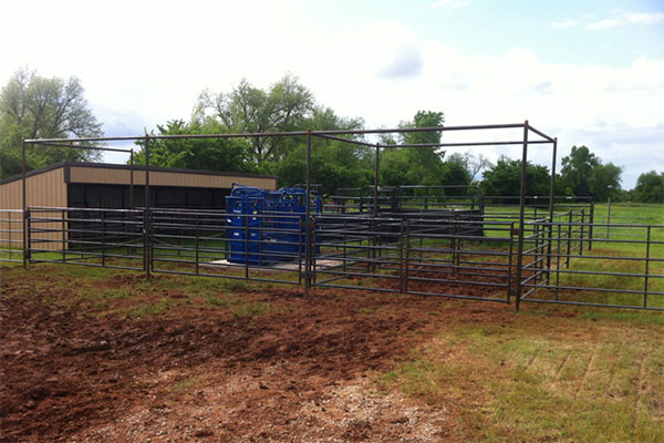 K Bar W Ranches Fencing