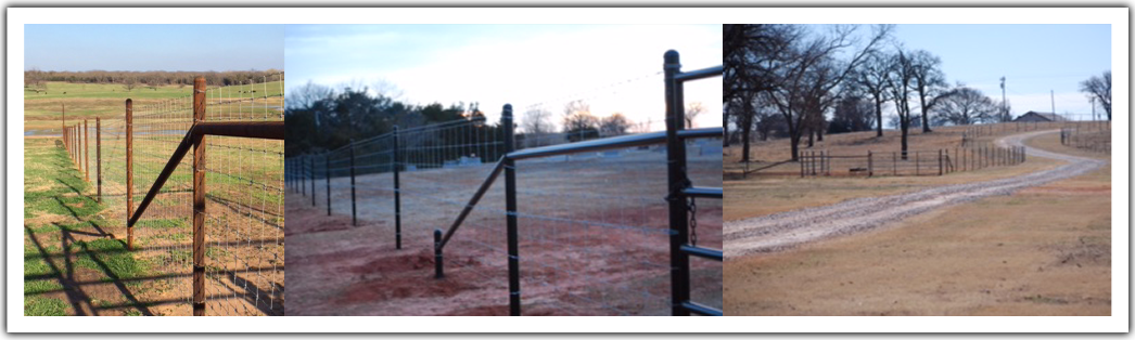 K Bar W Ranches Fencing